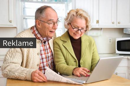 internet til ældre