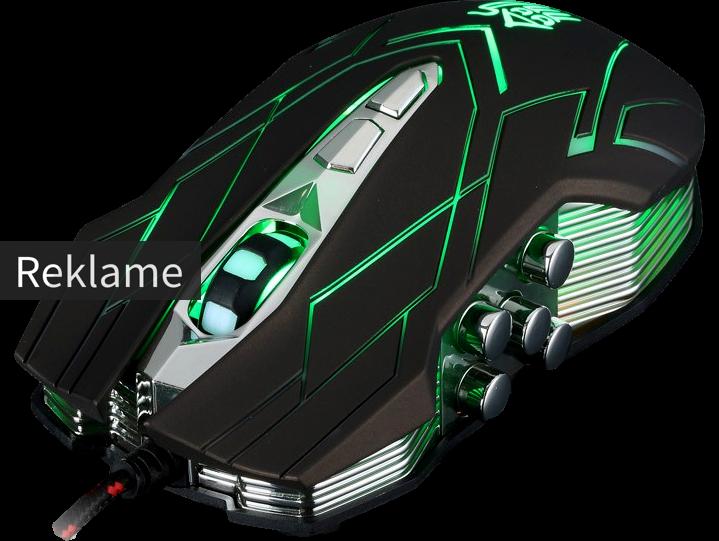Bedste gamer mus - Find den bedste gaming mus til den bedste pris her!