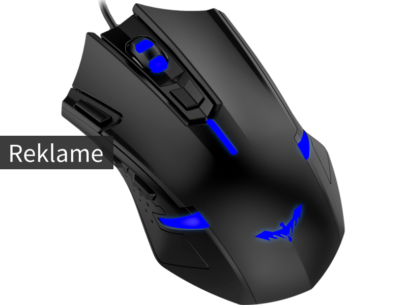 bedste gamer mus